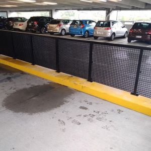 Tauranga Crossing - FRP Security Fence