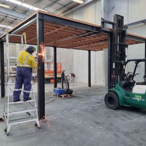 Dismantling GWA Methven Platform