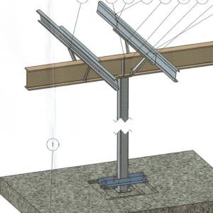 Sagging Rafter Remediation