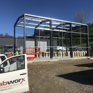 Fosters Washbay Structural Steel Project