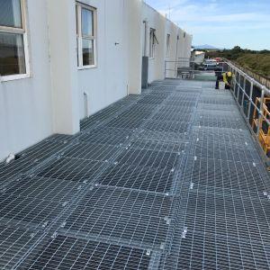 PaknSave Thames - Supply & install of AC platform
